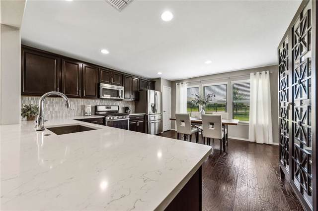 3025 Lazy Rock Lane, Frisco, TX 75036 (MLS #14162715) :: Kimberly Davis & Associates