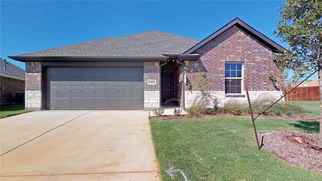 8404 Sweet Flag Lane, Fort Worth, TX 76123 (MLS #14162746) :: Century 21 Judge Fite Company
