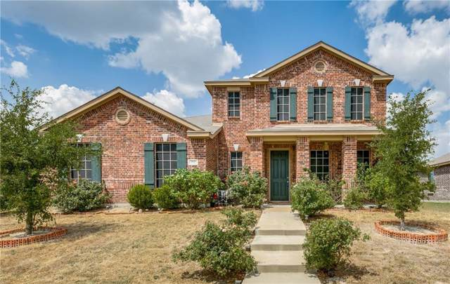 733 Snowy Orchid Lane, Desoto, TX 75115 (MLS #14162907) :: The Real Estate Station