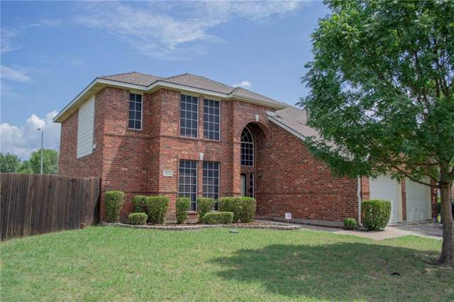 7914 Albany Drive, Rowlett, TX 75089 (MLS #14163135) :: Century 21 Judge Fite Company