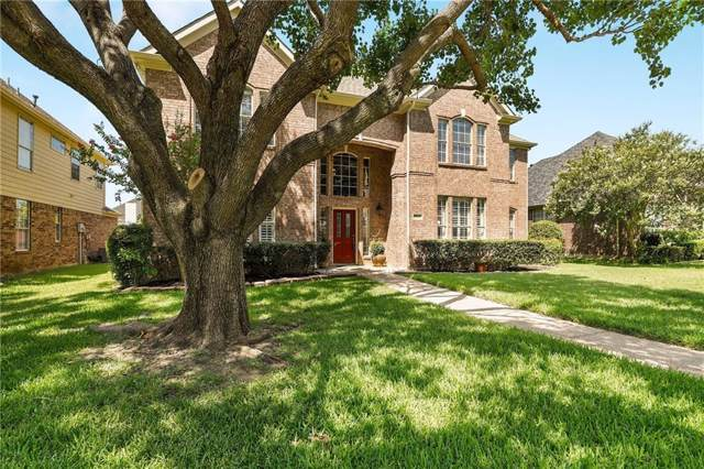 6005 Mendota Drive, Plano, TX 75024 (MLS #14163355) :: Baldree Home Team