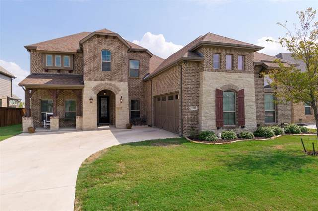 1209 Stonewall Drive, Mansfield, TX 76063 (MLS #14163380) :: The Julie Short Team