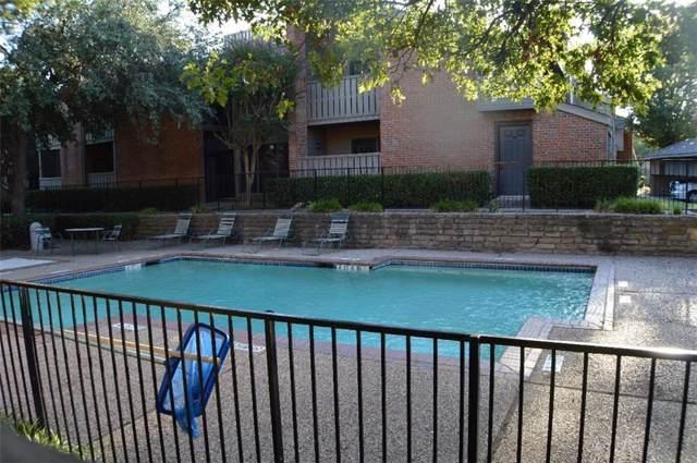 9600 Royal Lane #306, Dallas, TX 75243 (MLS #14163567) :: Lynn Wilson with Keller Williams DFW/Southlake