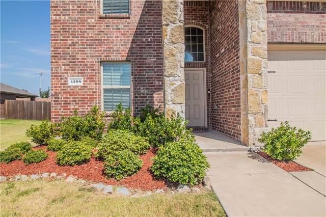 1208 Cedar Hollow Drive, Princeton, TX 75407 (MLS #14163577) :: Roberts Real Estate Group