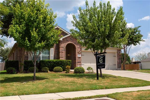 2013 Cone Flower Drive, Forney, TX 75126 (MLS #14163634) :: Tenesha Lusk Realty Group