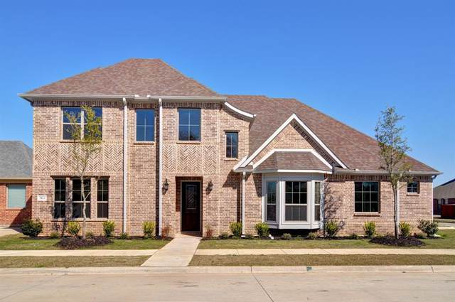 5821 Tory Drive, Grand Prairie, TX 75052 (MLS #14163759) :: The Tierny Jordan Network
