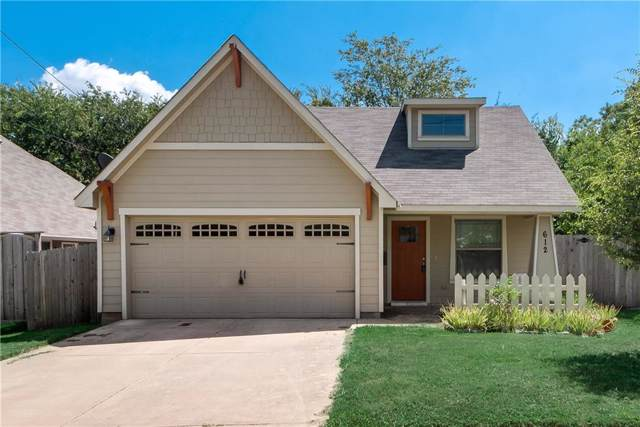 612 Fenet Street, Mckinney, TX 75069 (MLS #14163982) :: The Real Estate Station