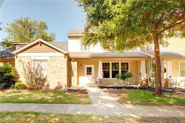 716 N Center Street, Arlington, TX 76011 (MLS #14163983) :: Tenesha Lusk Realty Group