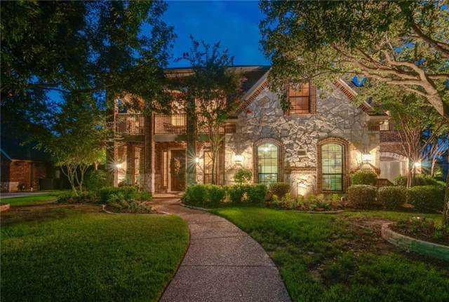 5604 Remington Park Drive, Flower Mound, TX 75028 (MLS #14164100) :: HergGroup Dallas-Fort Worth