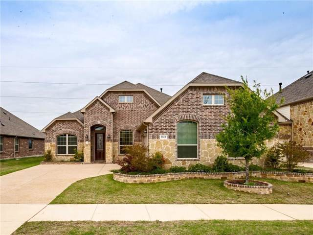 9924 Corinth Lane, Frisco, TX 75035 (MLS #14164105) :: All Cities Realty