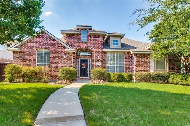 2618 Caddo Court, Frisco, TX 75033 (MLS #14164208) :: Kimberly Davis & Associates