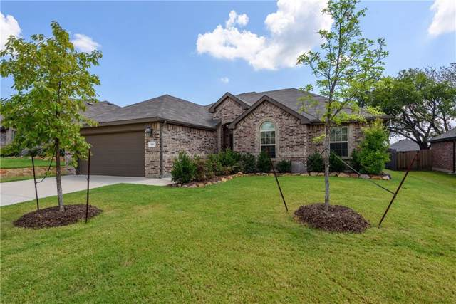 3616 Meadowtrail Lane, Denton, TX 76207 (MLS #14164286) :: Tenesha Lusk Realty Group