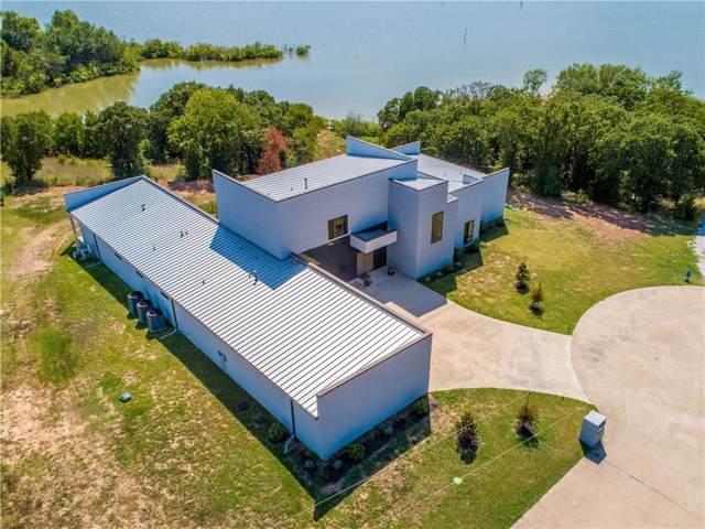 8 Eagles Aerie Court, Hickory Creek, TX 75065 (MLS #14164287) :: Trinity Premier Properties