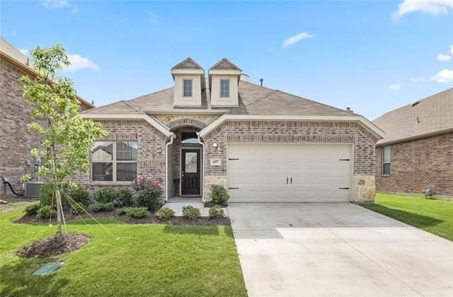 697 Barringer Court, Fate, TX 75087 (MLS #14164449) :: RE/MAX Landmark