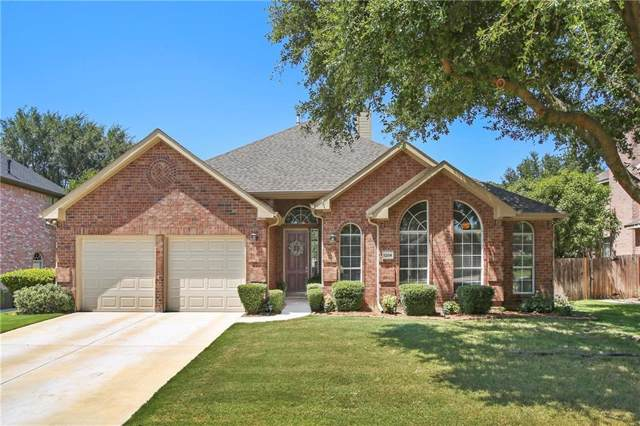 1204 Chinkapin Place, Flower Mound, TX 75028 (MLS #14164511) :: The Tierny Jordan Network