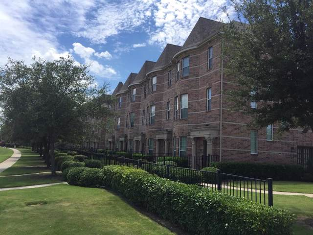 2500 Rockbrook Drive 2A-17, Lewisville, TX 75067 (MLS #14164618) :: The Hornburg Real Estate Group