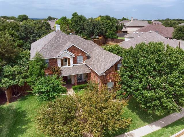 311 Texoma Drive, Hickory Creek, TX 75065 (MLS #14164671) :: All Cities Realty