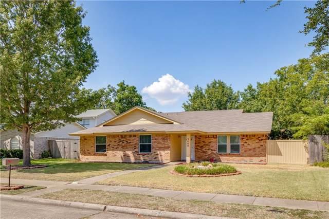 3409 King Arthur Drive, Garland, TX 75044 (MLS #14164993) :: Tenesha Lusk Realty Group