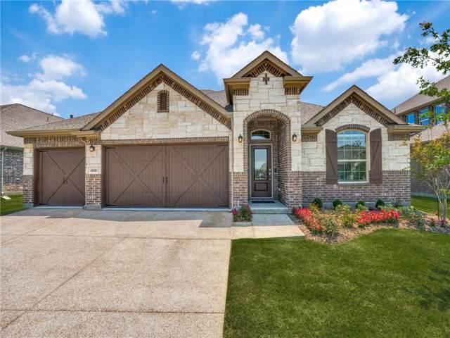4232 Cibolo Creek Trail, Celina, TX 75078 (MLS #14165143) :: The Real Estate Station