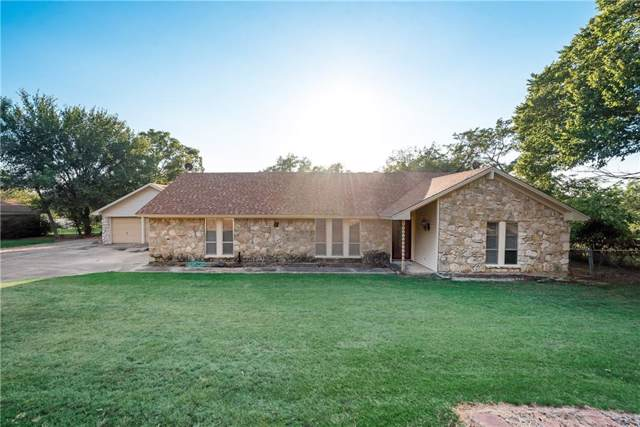 2008 Valley View Drive, Burleson, TX 76028 (MLS #14165196) :: The Hornburg Real Estate Group
