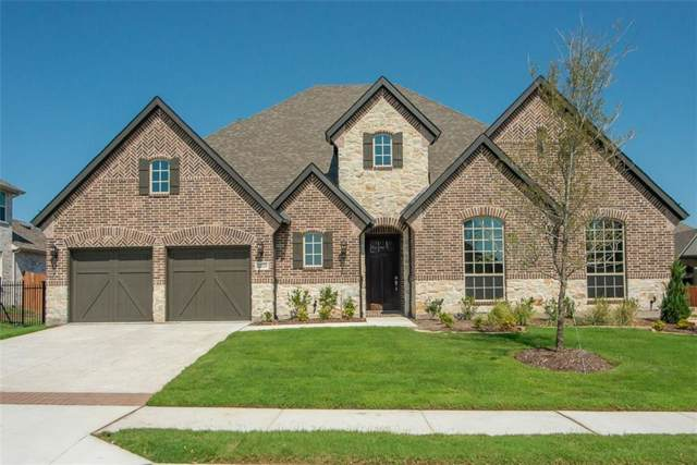 2221 Longmont Lane, Prosper, TX 75078 (MLS #14165228) :: Performance Team