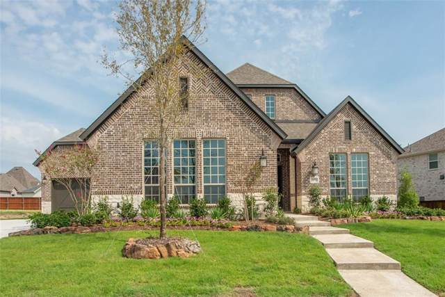 2171 Longmont Lane, Prosper, TX 75078 (MLS #14165247) :: Performance Team