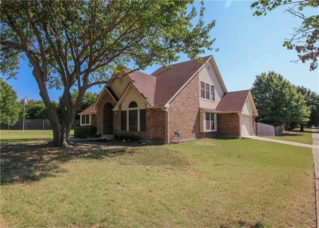 141 Craddock Circle, Glenn Heights, TX 75154 (MLS #14165449) :: All Cities Realty
