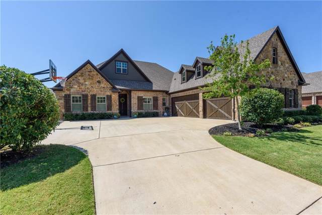 412 Ellison Trace, Argyle, TX 76226 (MLS #14165545) :: Team Tiller