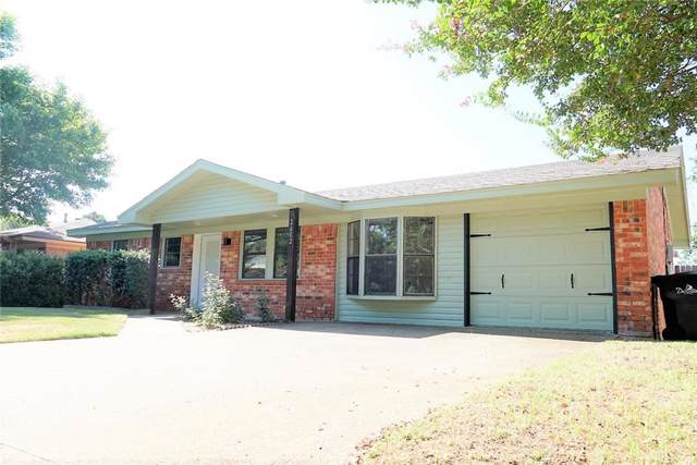 2602 Easy Street, Denison, TX 75020 (MLS #14165666) :: The Heyl Group at Keller Williams