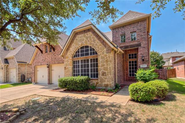 3505 New Castle Court, Richardson, TX 75082 (MLS #14165878) :: The Real Estate Station