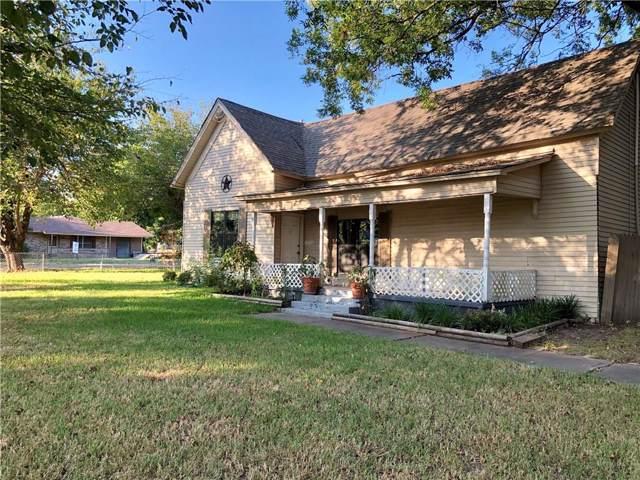 203 S Dallas Street, Kemp, TX 75143 (MLS #14165941) :: Tenesha Lusk Realty Group