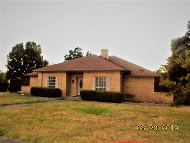 257 Whippoorwill Plaza, Duncanville, TX 75137 (MLS #14166055) :: Tenesha Lusk Realty Group