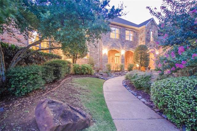 6009 Pine Valley Drive, Flower Mound, TX 75022 (MLS #14166069) :: The Real Estate Station