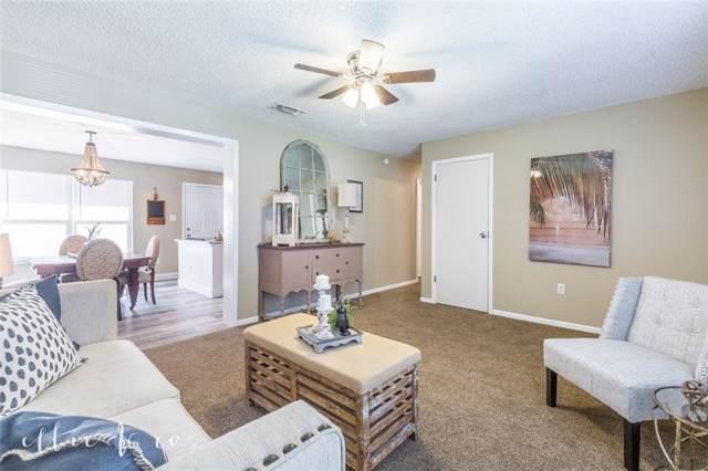 3625 Trinity Lane, Abilene, TX 79602 (MLS #14166136) :: The Real Estate Station