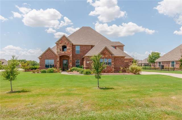 13101 Willow Ranch Way, Fort Worth, TX 76052 (MLS #14166198) :: The Kimberly Davis Group
