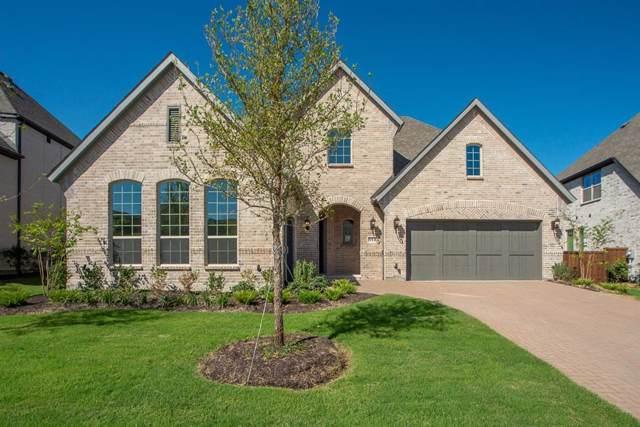 951 Pintail Lane, Prosper, TX 75078 (MLS #14166493) :: Real Estate By Design
