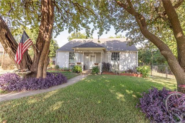 901 S Houston Street, Kaufman, TX 75142 (MLS #14166657) :: Robbins Real Estate Group