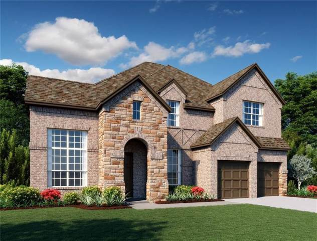 7933 Krause Springs Drive, Mckinney, TX 75071 (MLS #14166741) :: Robbins Real Estate Group