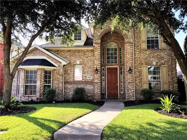2808 Aspen Drive, Mckinney, TX 75070 (MLS #14166807) :: The Real Estate Station