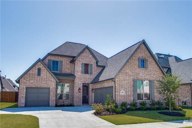 10556 Wintergreen Drive, Frisco, TX 75035 (MLS #14167076) :: Kimberly Davis & Associates