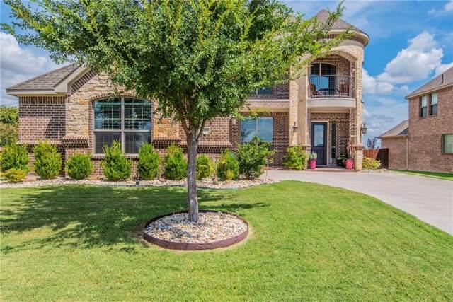 405 Sagebrush Lane, Waxahachie, TX 75165 (MLS #14167251) :: All Cities Realty