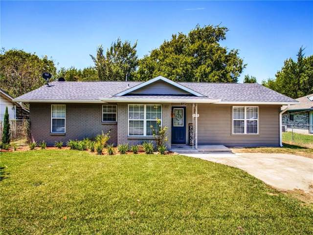 105 N Sycamore Street, Leonard, TX 75452 (MLS #14167434) :: The Real Estate Station