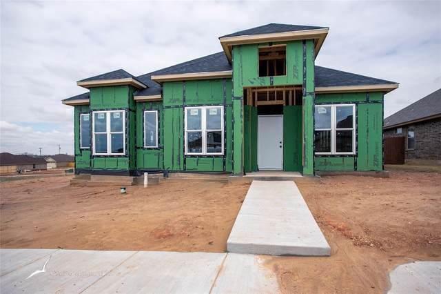 4026 Forrest Creek Court, Abilene, TX 79606 (MLS #14167462) :: Potts Realty Group