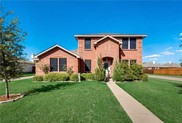 2916 Meadow Bluff Drive, Wylie, TX 75098 (MLS #14167703) :: Tenesha Lusk Realty Group