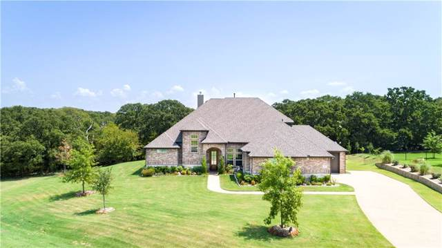 1090 Stone Trail Lane, Cross Roads, TX 76227 (MLS #14167726) :: Lynn Wilson with Keller Williams DFW/Southlake