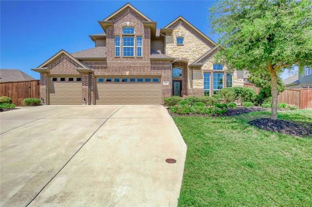 12008 Carlin Drive, Fort Worth, TX 76108 (MLS #14167938) :: NewHomePrograms.com LLC