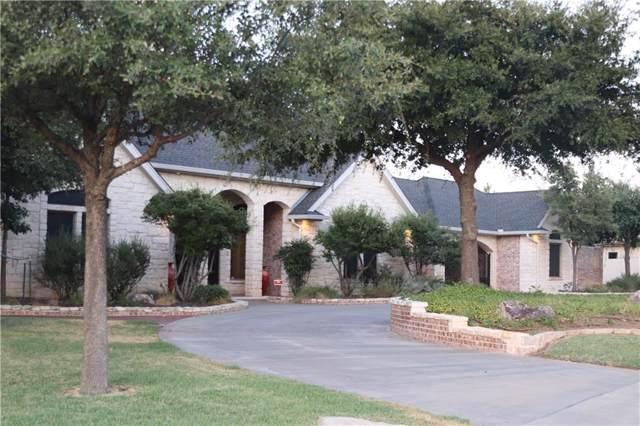 1208 Saddle Lakes Drive, Abilene, TX 79602 (MLS #14168137) :: Century 21 Judge Fite Company