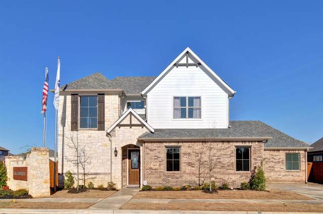 5805 Tory Drive, Grand Prairie, TX 75052 (MLS #14168258) :: The Tierny Jordan Network