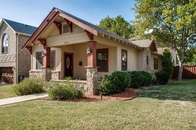 5645 Willis Avenue, Dallas, TX 75206 (MLS #14168506) :: The Mitchell Group