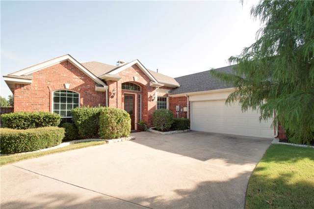 612 Sante Fe Drive, Highland Village, TX 75077 (MLS #14168598) :: Real Estate By Design